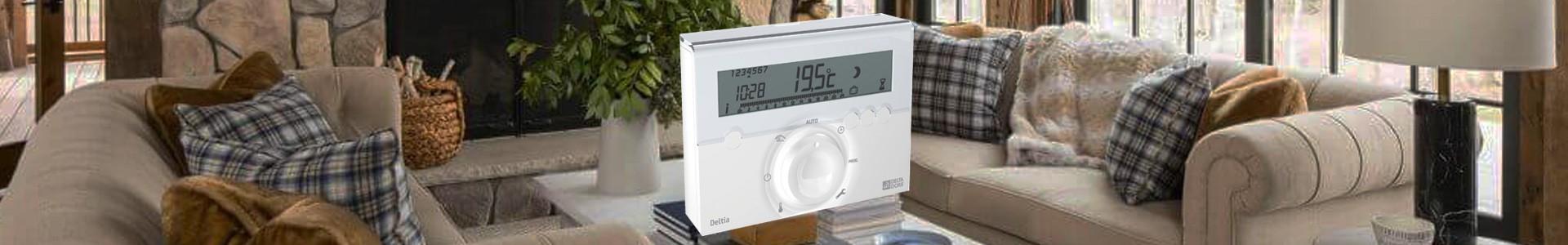 Thermostat Filaire sèche serviettes