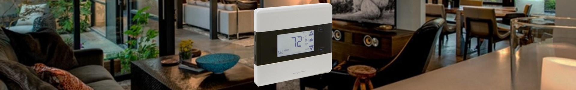 Thermostat radio pour radiateur à inertie sèche
